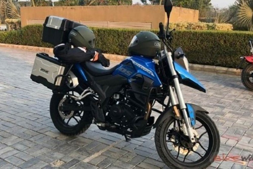 UM DSR 200 Adventure To Be Priced At Rs 1.39 Lakh